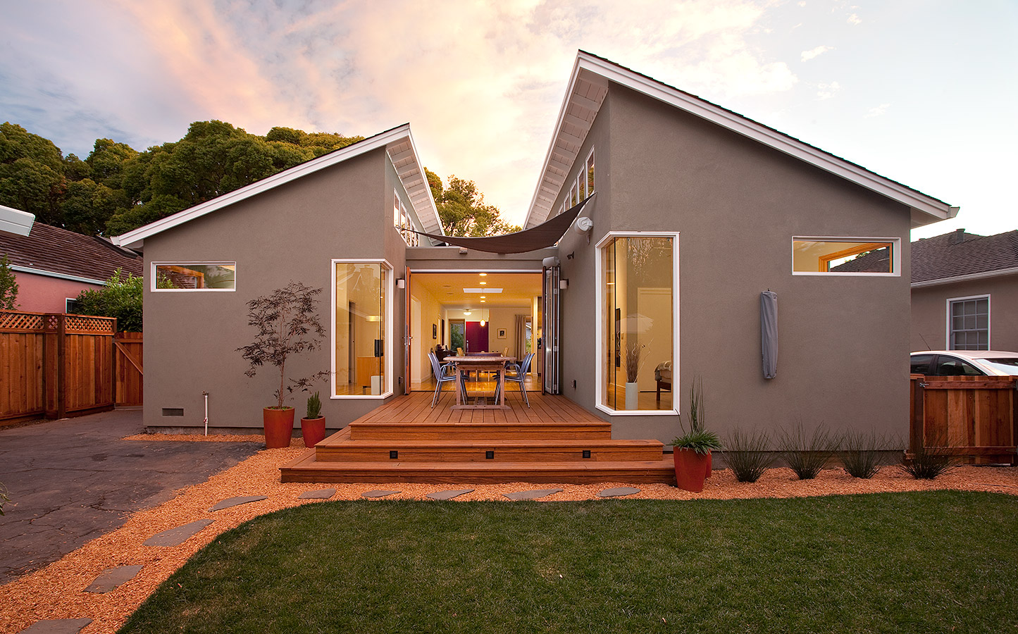 Modern Ranch House | Klopf Architecture