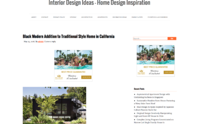 Interior Design Ideas – Home Design Inspiration featured our Minimal Modern Addition