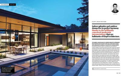 Luxe Magazine features John Klopf