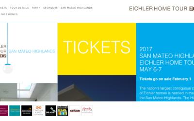 Eichler Home Tour 2017, San Mateo Highlands