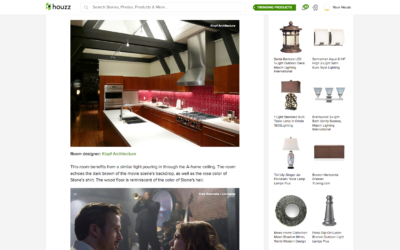 Houzz features Klopf Architecture