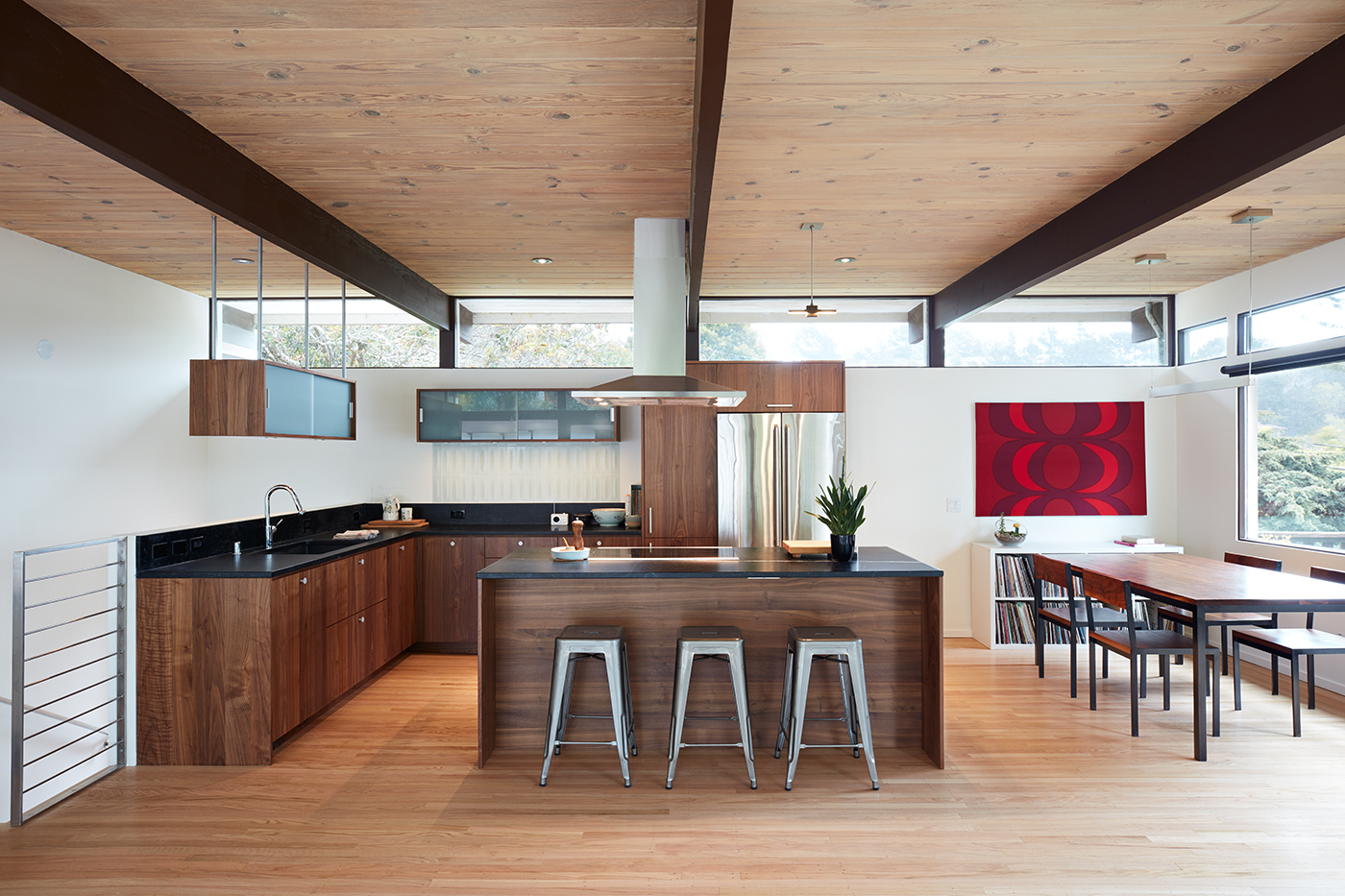 Mill Valley Mid Century Modern Remodel